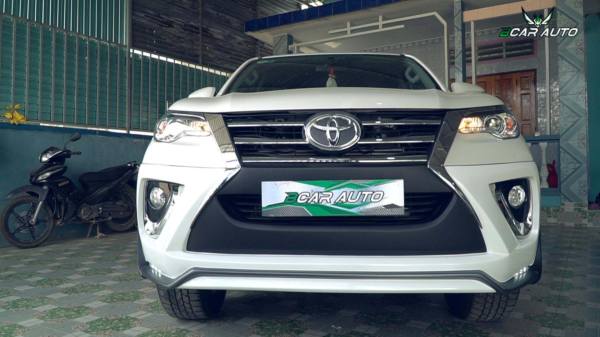 Body Kit Ativus Mẫu Lexus Cho Fortuner 2020