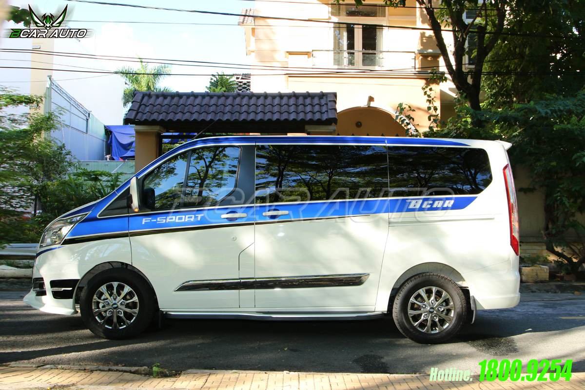 Tem thể thao cho xe Ford Tourneo Limousine