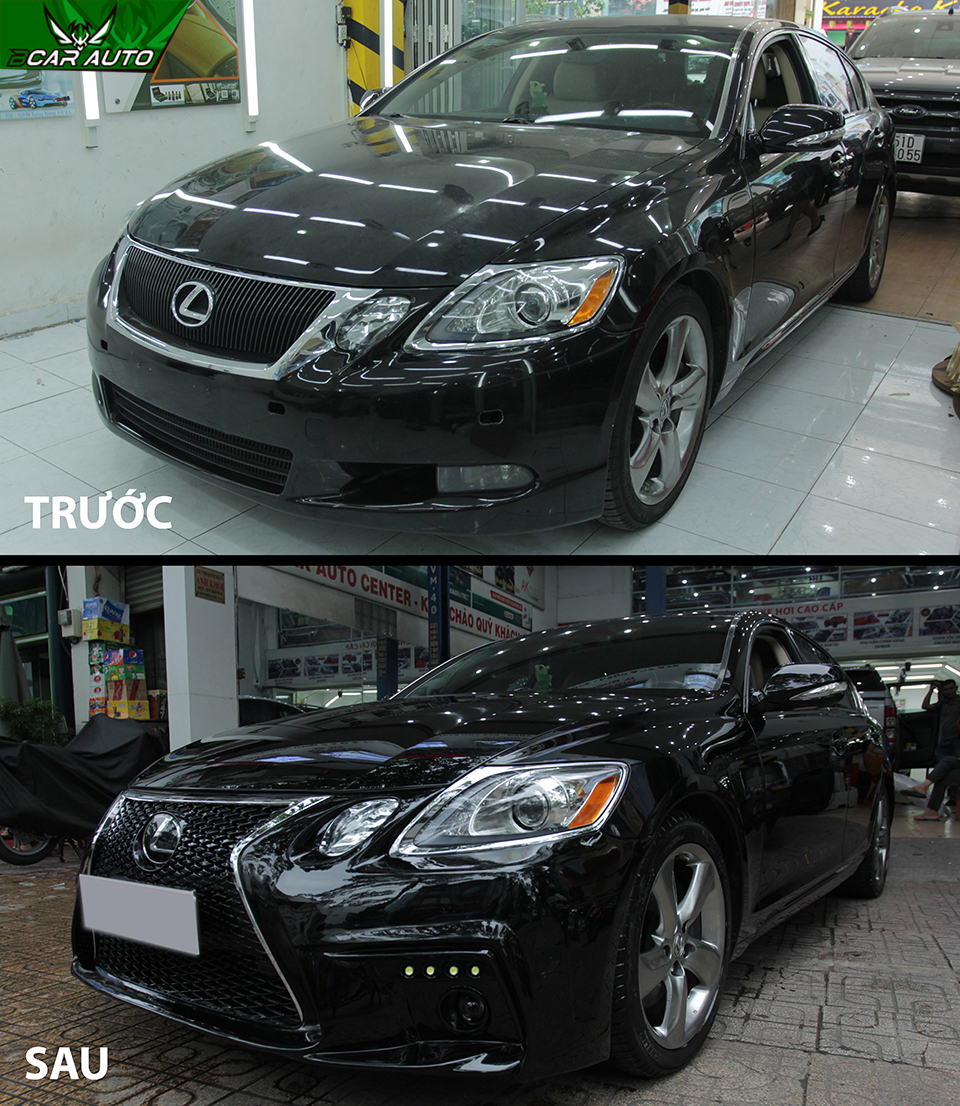 body kit lexus gs 350