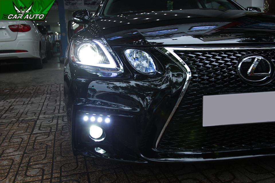độ body kit lexus gs 350