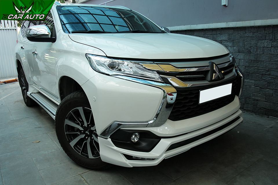 Body kit Pajero Sport