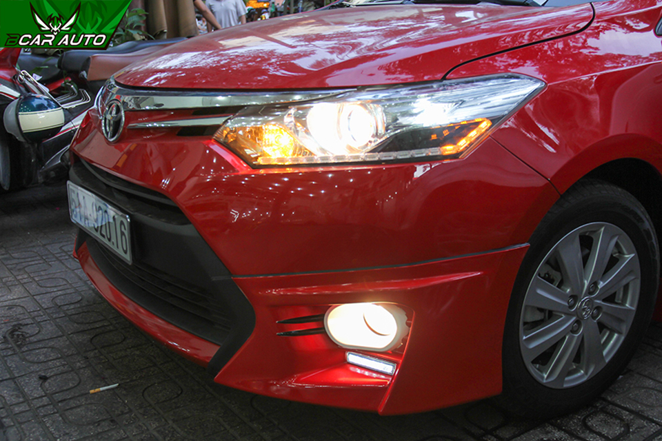 body kit xe vios 2017