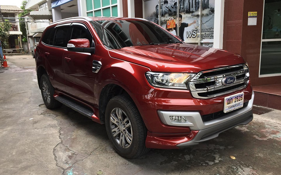Body kit xe Ford Everest