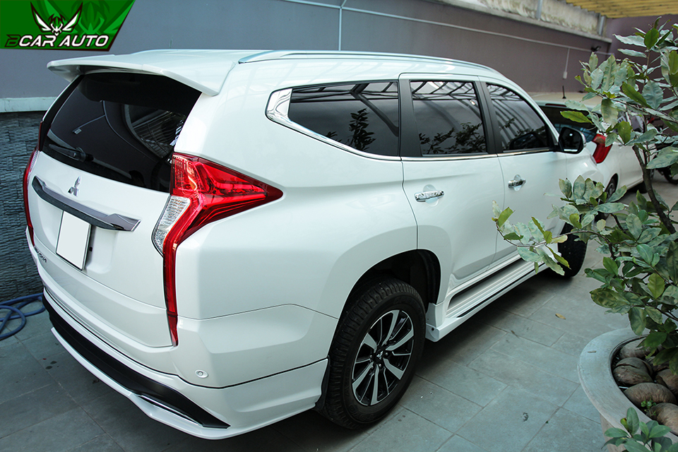 Body kit Pajero Sport 2019
