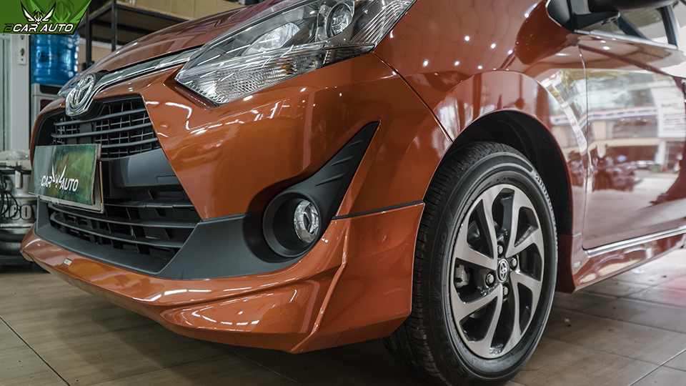Body kit xe Toyota Wigo