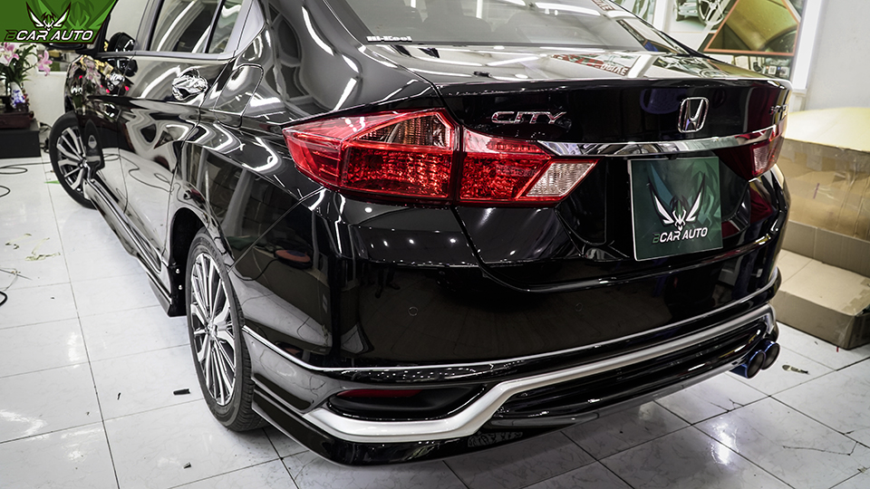 body kit xe honda city 2018