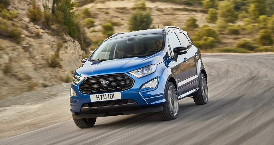 Phụ kiện xe Ford Ecosport